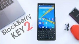 BlackBerry Key2  ▕ test, recenzja #125 [PL]