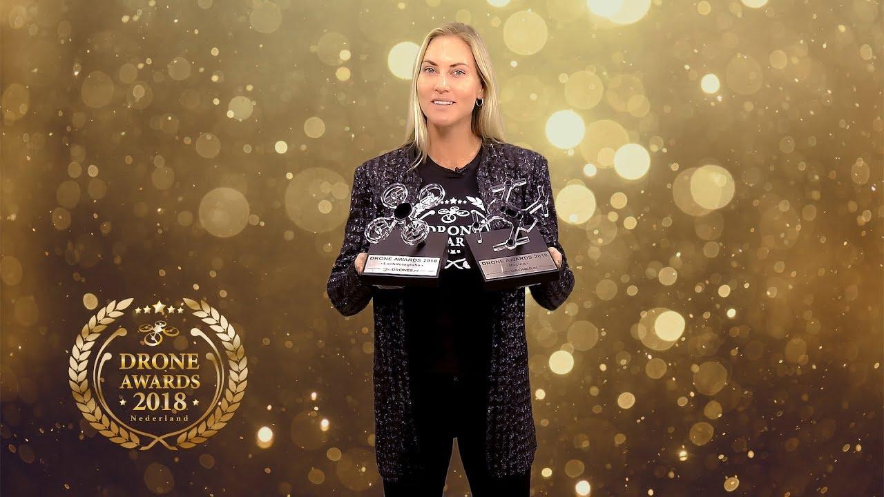 Drone Awards 2018 - Winnaars