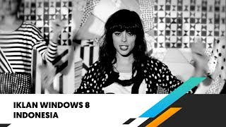 Iklan Windows 8 Indonesia