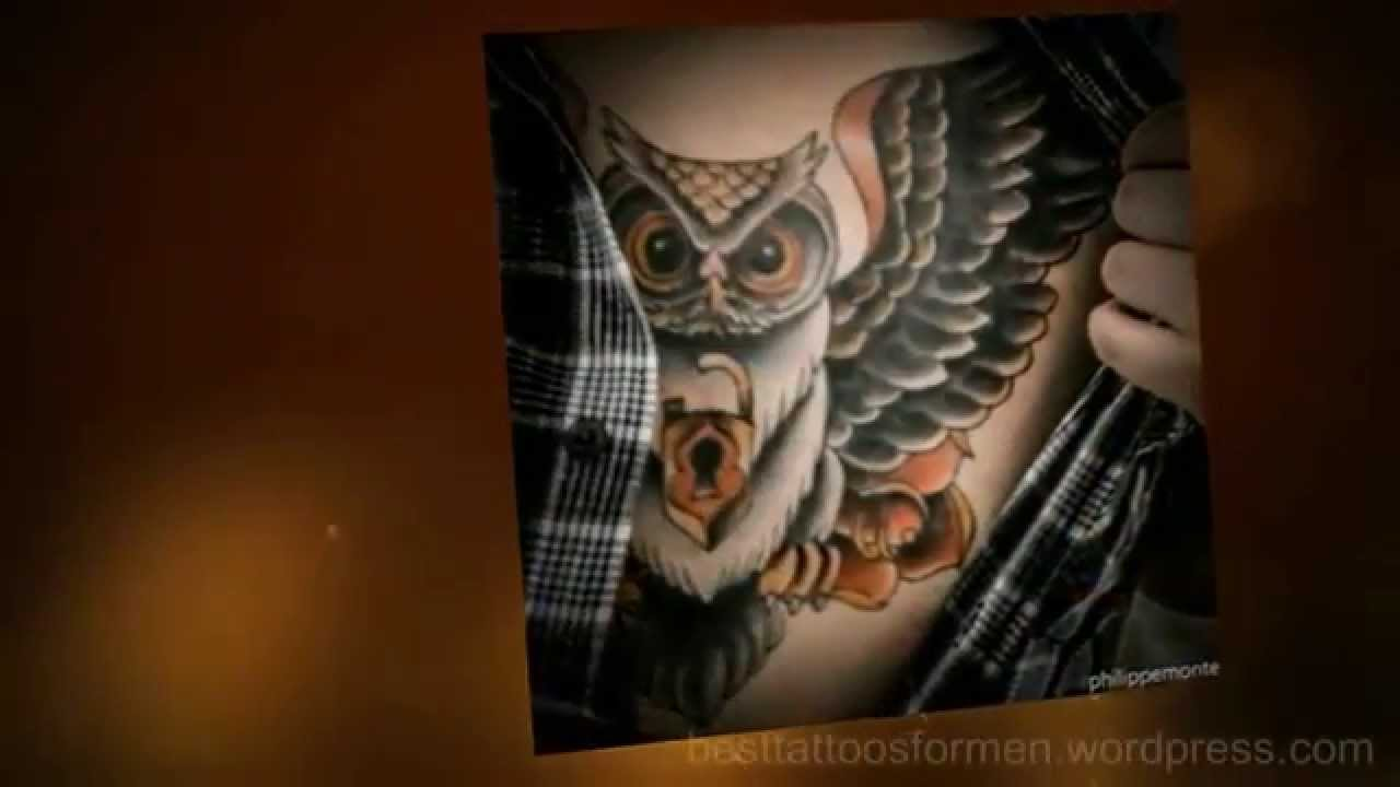 Best Tattoos For Men: Chest Tattoos For Men