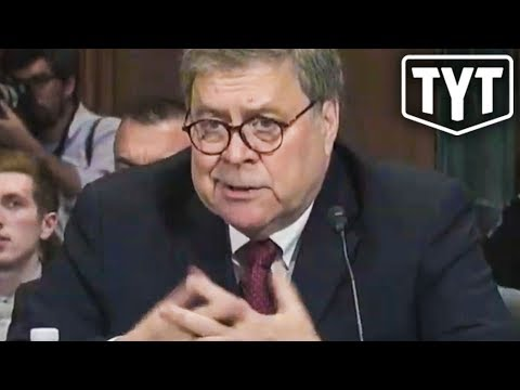 William Barr Has MELTDOWN During Testimony