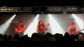 "Achren Live at Bloodstock Open Air 2010 - ""Impaled"""