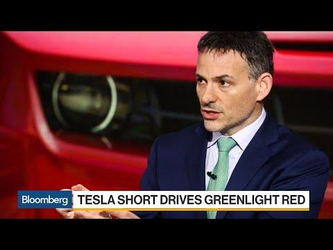 Einhorn Returns Model S as Tesla Short Dents Greenlight's Returns - YouTube