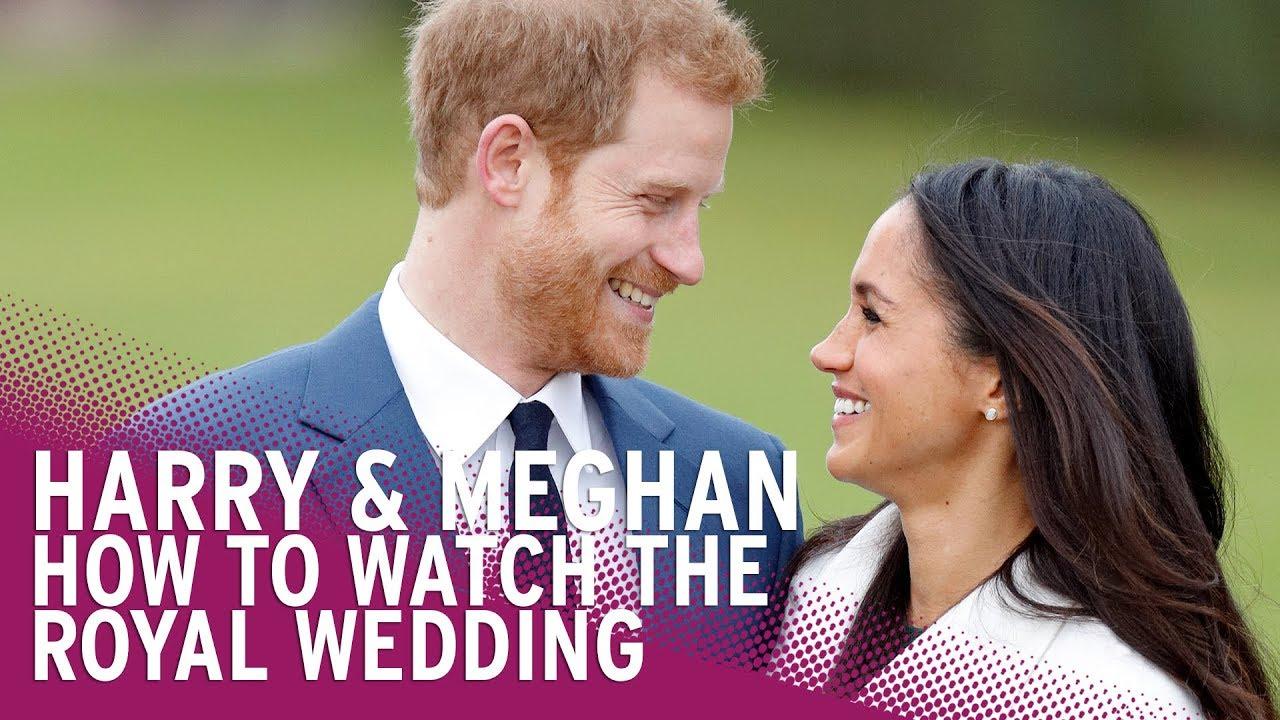 Royal Wedding Watch.Where To Watch The Royal Wedding