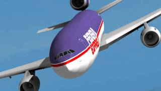 FedEx Federal Express Flight 705 DC-10-30 Cargo Jet Aircraft Hijacked Narrative and ATC Audio