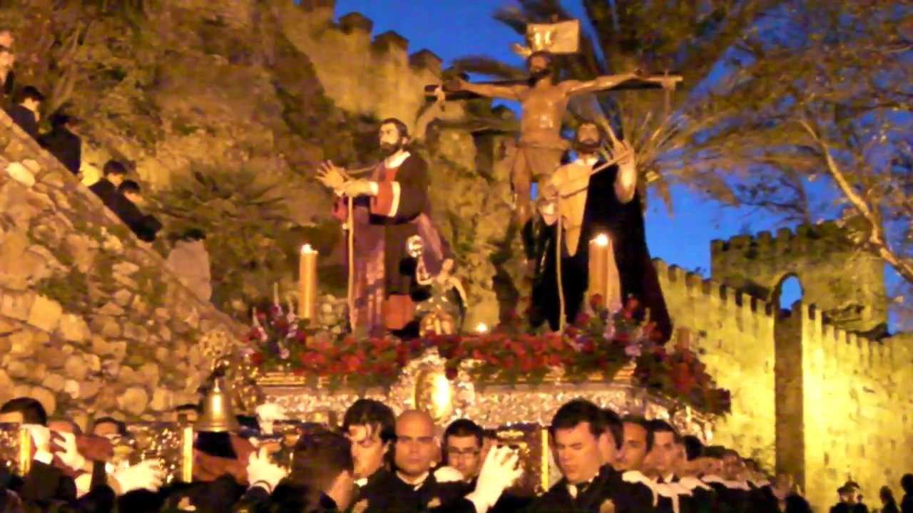 Resultado de imagen de procesion el calvario marbella
