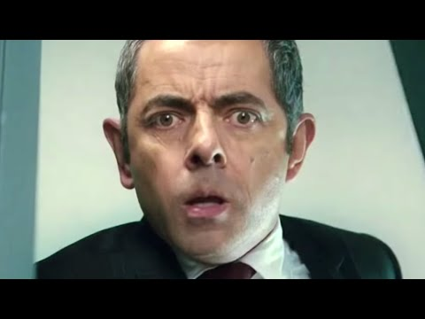 CAT-astrophe! | Funny Clip | Johnny English Reborn | Mr Bean Official