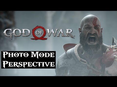 God of War Photo Mode From a Photographer's View