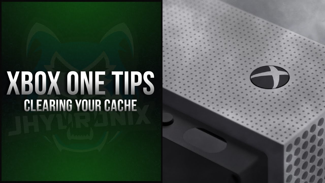 Xbox One Tips How To Clear Xbox One Cache
