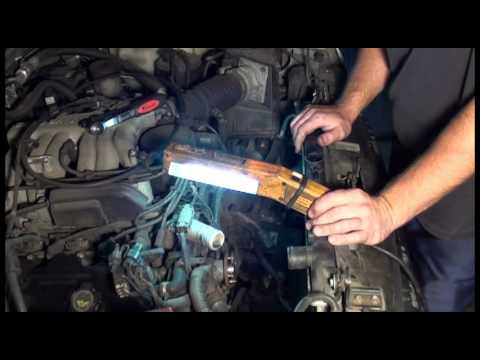 Nissan 3 0 V6 Timing Belt Water Pump And Thermostat Youtube