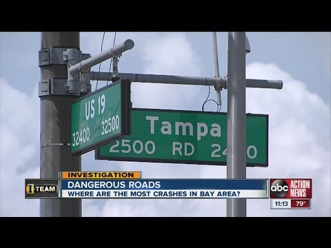 I-Team: U.S. 19 corridor in north Pinellas is dangerous for motorists