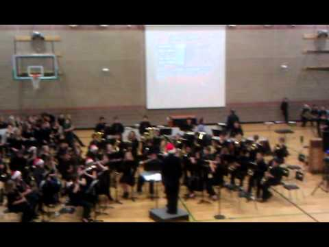 Lone star middle school Christmas concert