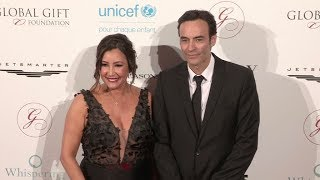 Anthony Delon, Rebeca Liscano and more on the red carpet for the Global Gift Gala in Paris