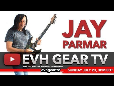 EVH Gear TV With Lynch Lycks Jay Parmar