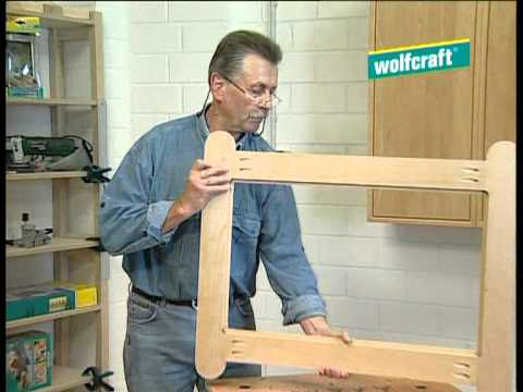 Wolfcraft solution d 39 assemblage meuble undercover jig for Assemblage de meuble en bois