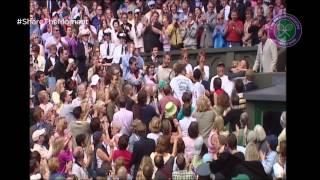 Share the Moment: Sharapova stuns Serena Williams