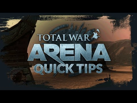 Total War: ARENA - How to Play (Quick Tips / Crash Course)