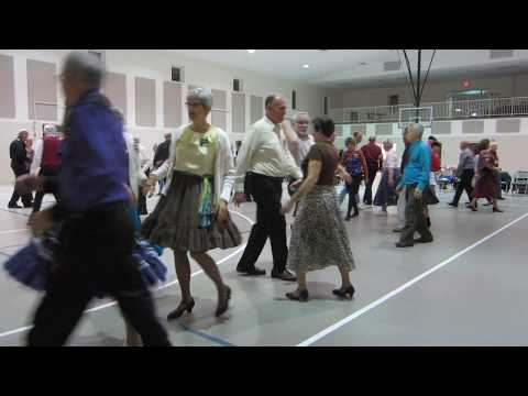 "33 JIM SNYDER SINGS/CALLS ""RING OF FIRE"" SQUARE DANCE"