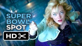 The Amazing Spider-Man 2 Official Super Bowl Spot (2014) - Andrew Garfield Movie HD