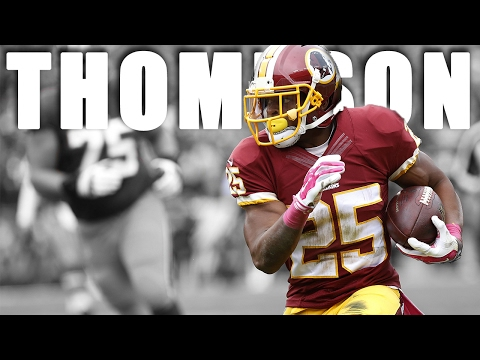 Chris Thompson 2016-2017 Highlights ᴴᴰ || Washington Redskins