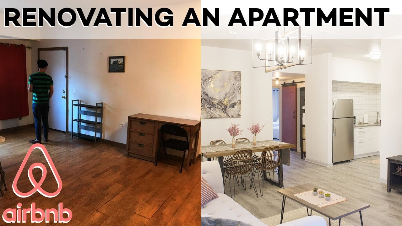 Renovating An Apartment For Airbnb Chicago