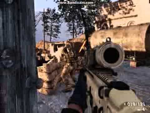 Medal Of Honor Warfighter Clear path to LZ& find training camp