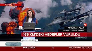 Uzmanlar Türkiye'nin Fırat'ın doğusuna operasyonunu 24 TV'de değerlendiriyor