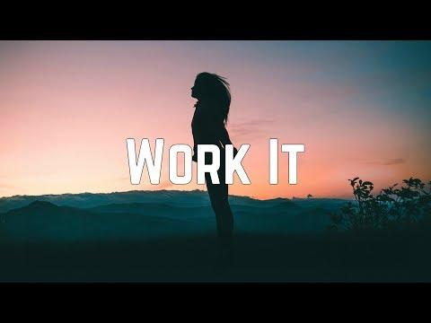 Missy Elliott - Work It (Clean Lyrics)