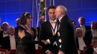 The big bang theory S12 E24 Sheldon and Amy Receive Nobel Prize, Final Moments !!