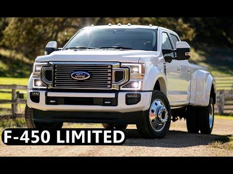 2020 Ford F-Series Super Duty F-450 Limited