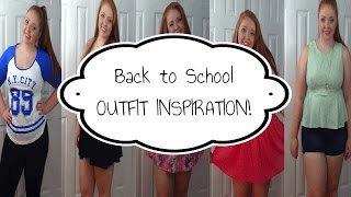 ❤ Back to School: Outfit Inspiration! ❤ Thumbnail