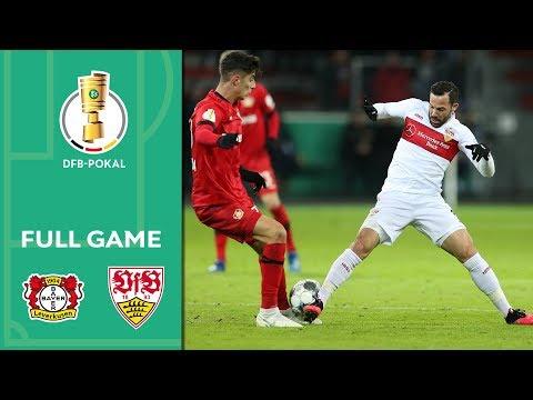 Bayer Leverkusen Vs. VfB Stuttgart 2-1 | Full Game | DFB-Pokal 2019/20 | Round Of 16
