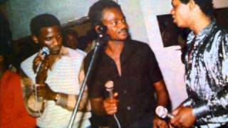 TOUT CHOC  ZAÏKO LANGA LANGA, Live 1977  -  KOMBO   EMINENCE.wmv