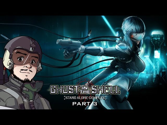 RED DATA | Ghost in the Shell: SAC PS2 Part 3