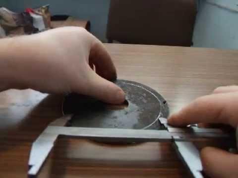 Как разделить круг на равные части
