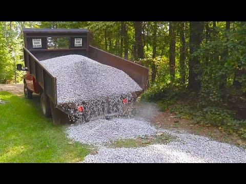 Driveway Gravel Tupelo Stone Angle Of Repose Lg G4 Ois