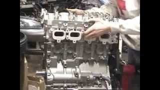 Building a 4G63T Engine in 10 minutes