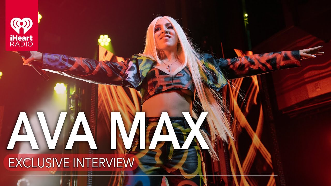 Ava Max Talks 'Heaven & Hell,' Answers Fan Questions + More!