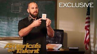 AGT's Talent University: Jon Dorenbos Teaches Close-Up Magic - America's Got Talent 2018