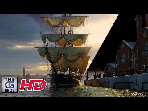 """CGI & VFX Showreels: """"FX TD Reel"""" - by Guillaume Hoarau"""