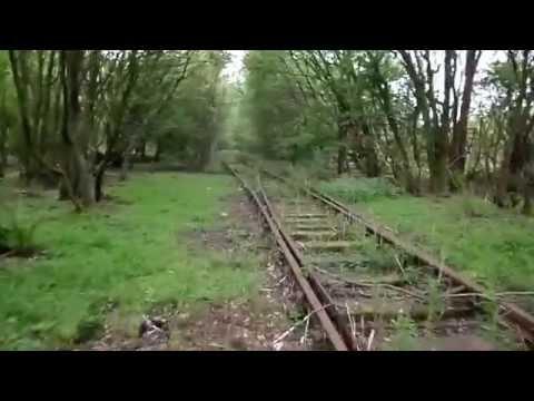 Giffen Railway Station, North Ayrshire