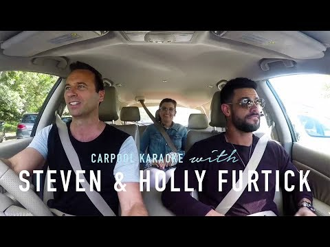 Steven & Holly Furtick Carpool Karaoke