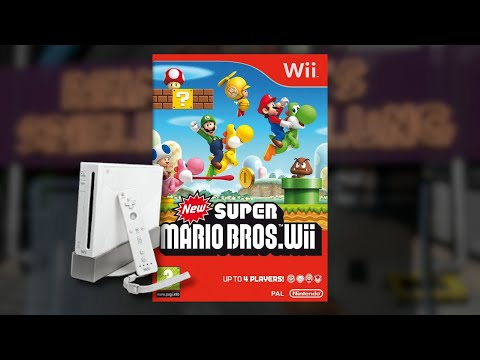 Gameplay : New Super Mario Bros. [WII]