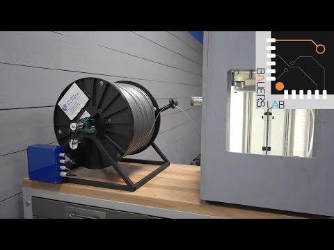 25 Kg Spool Handler for 3D Printer