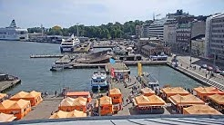 Port of Helsinki - South Harbour Live (Live Camera Axis Q6155-E)