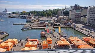 Preview of stream Port of Helsinki - South Harbour Live