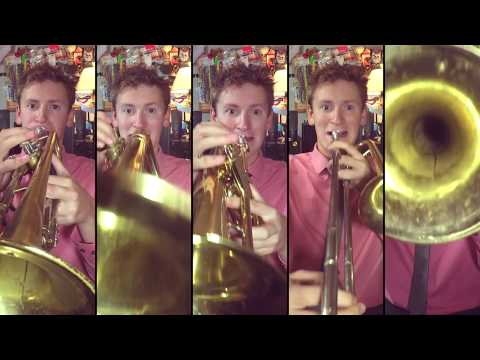 Back to the Future Overture for Brass Quintet