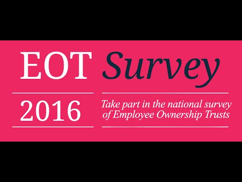 How are Employee Ownership Trusts (EOTs) being used in practice? Results of EOT Survey 2016 | RM2