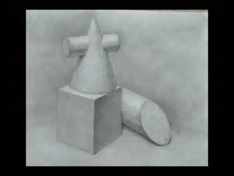 Clip hướng dẫn dựng hình và đánh bóng tĩnh vật   Clip huong dan dung hinh va danh bong tinh vat   Diễn đàn taodang3 1