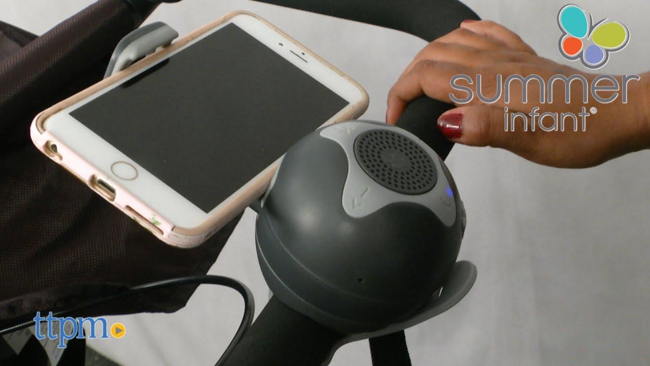 Duet Stroller Speaker from Summer Infant